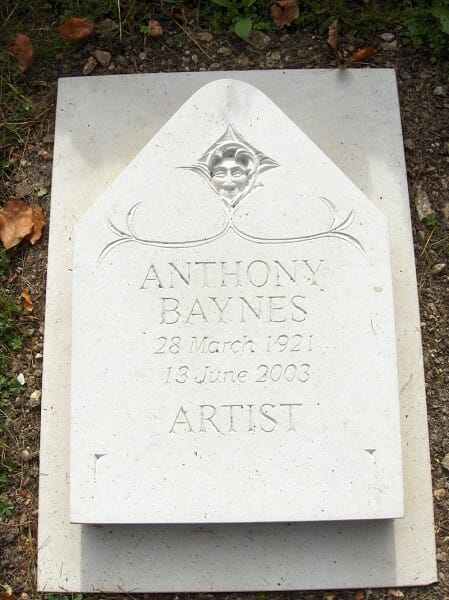 Headstone, Portland Stone, 2009