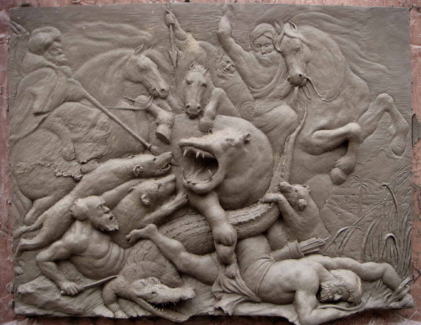 Plaster Relief Sculpture - All About Sculpture Ideas