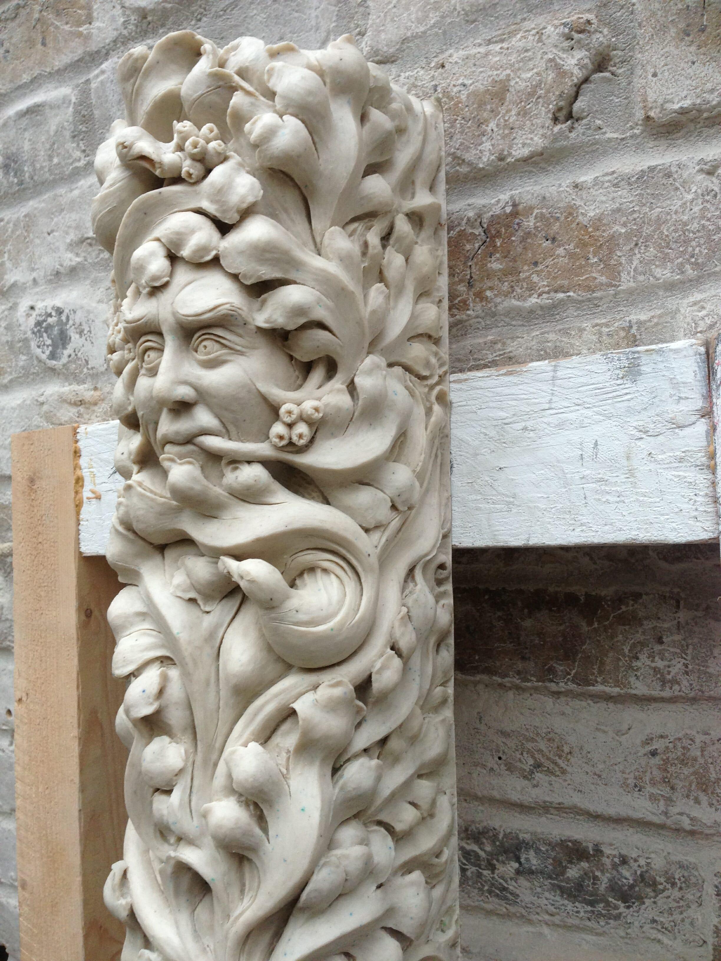 Sculpture — tom j nicholls sculptor stone carver