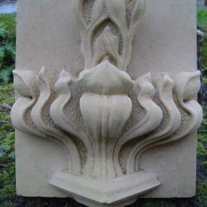 Stiff leaf, Bath Stone, 2003